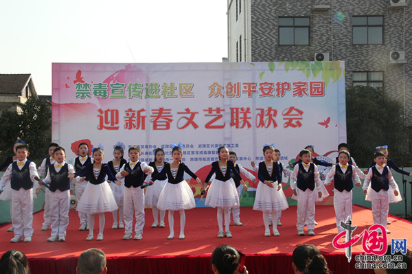 小学生合唱禁毒公益歌曲《我想》.JPG