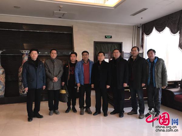 河北省高院专委宋瑞良到丰宁县开展调研