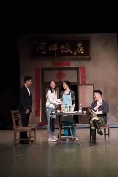 大运河题材原创话剧《白鹭归来》 9月4日至10日再次公演