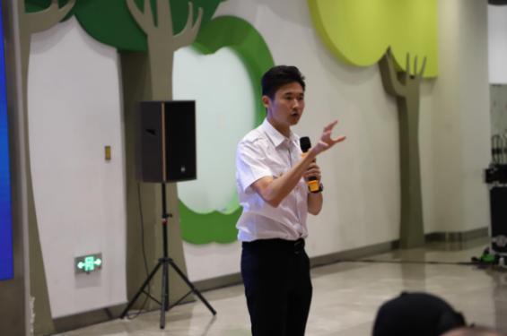 """""""世界儿童游学大会""""在宋庆龄基金会活动中心召开行程说明会"""