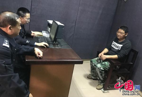 临澧交警连夜奋战13小时破获一起摩托车撞人逃逸案