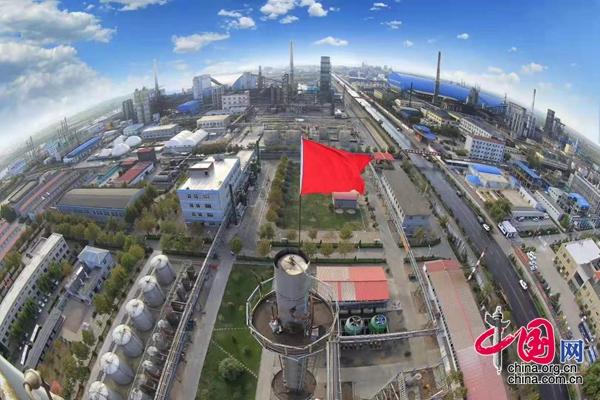 磁县经开区聚力助企业高质量发展