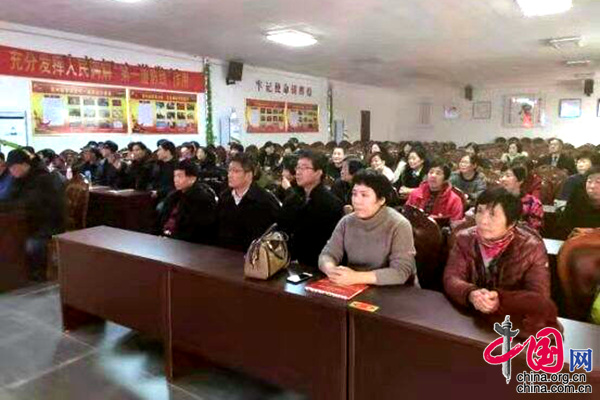 晋州:戏曲文化进乡村